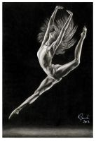 Leaping Lines by FaeryWing