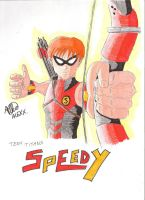 Speedy by kendrawer