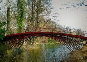 the red bridge by teetotally