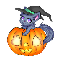 Happy Halloween by YellowFeatherBolt