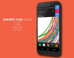 Drawer Task UCCW by JayDean03