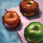 Apples by sp1r1t8