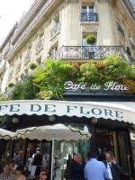 CAFE DE FLORE by isabelle13280