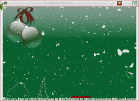 CP Christmas Boot Skin by TNBrat