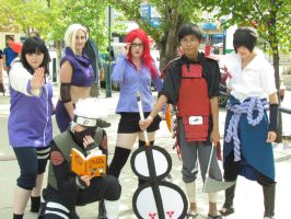Naruto Shippuden Group 2 by TheAzntirong