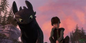 HTTYD- school project by limey404