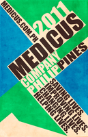 Medicus Poster by Momage