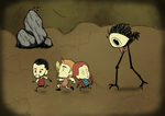 Don't Starve commission by xUsako
