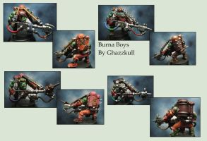 Burna Boys by Dgs-Krieger