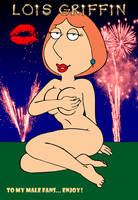 Lois Griffin - Colour 2 by LoudNoises
