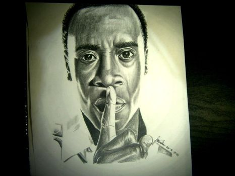 don cheadle by cLoELaLi11