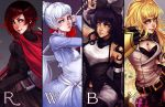 RWBY by DreamerWhit