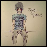 James Pierro by MonteyRoo