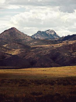 Wyoming Peaks by lilstarshine2002