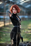 Black Widow_04 by Letaur