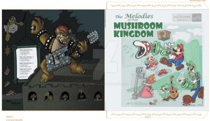 CompletedMelodiesOfTheMushroomKingdomRecordCover by Stnk13