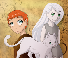 The Secret of Kells by XxUkarixX