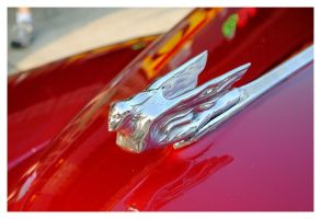 1941 Cadillac Hood Ornament by TheMan268