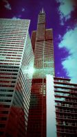 Willis Tower Part 2 by STORMCORROSION