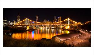 The Story Bridge by Cameron-Jung