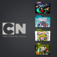 Cartoon Network Folder Icon Pack by Kliesen