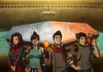Avatar Legend Of Korra by CoolBoysEnt