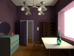 Purple Room by lampman
