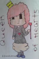 Chibi Queen of Hearts by suzubi