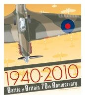 Battle of Britain 70th by MercenaryGraphics