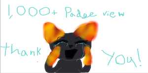 1000+ Padge Views by coolsillvergal