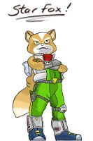 Star Fox by Lentaro92