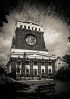 Church of the Sacred Heart by Sudlice
