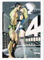 sue storm vs namor great resol by amorimcomicart