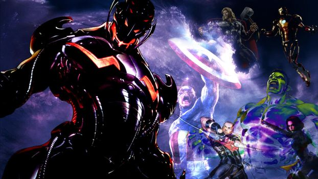 Age Of Ultron Wallpaper by 19genocide87