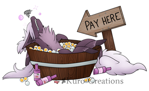Drunk Tank [Pay Here Button] by Kuro-Creations