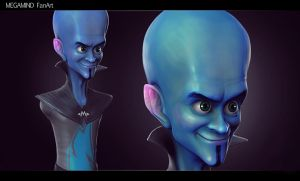 megamind by streetX222