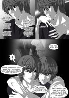 Death Note Doujinshi Page 42 by Shaami