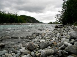 River 11 by prints-of-stock