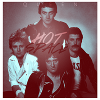 Hot Space - Queen by AgynesGraphics