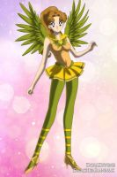 Sailor Chira by winxgh