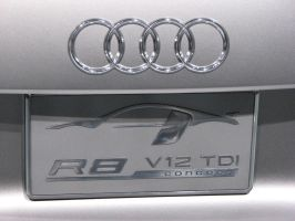 Audi R8 V12 TDI -5 by Big-D-pictures
