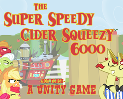super speedy cider squeezy 6000 - game by egophiliac