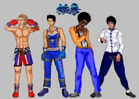 Characters for Tekken 7 - Part 3 of 15 by LA-Laker