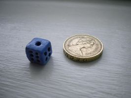 Clay Dice by clarearies13
