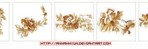 Collection flower06 by annahhyun