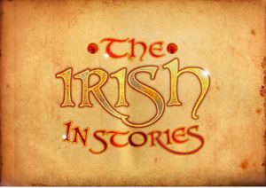 The Irish in Stories Logo