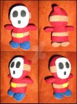 Red Shy Guy by A-chan--Creations