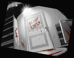 100TC - 12. DO NOT ENTER by Afterlaughs