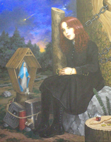 Virgin Mary Of Frydek by kolaboy