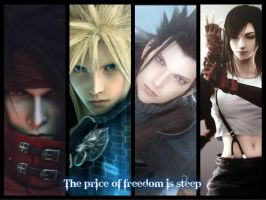 Final Fantasy 7 by FinalFantasyWarrior